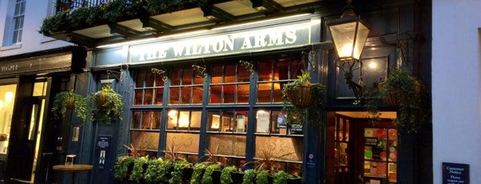 Wilton Arms is one of À faire à Londres.