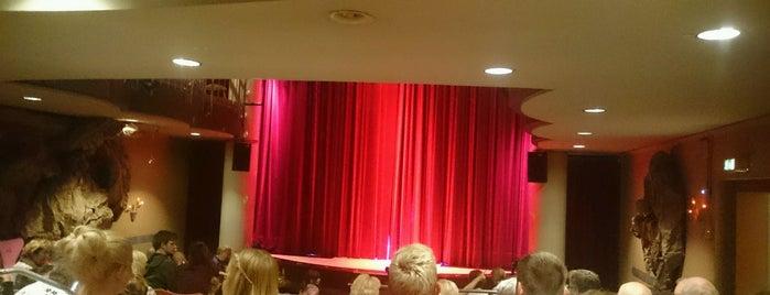 Senftöpfchen-Theater is one of Relax.