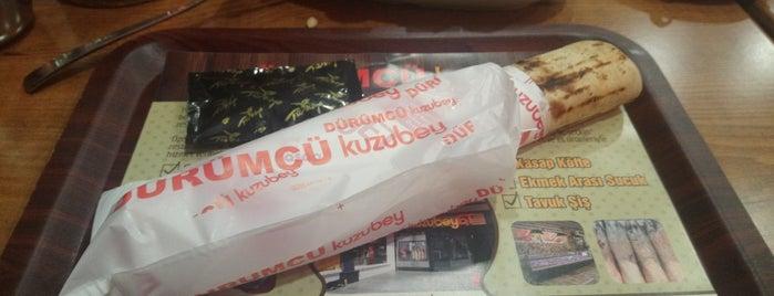 Dürümcü Kuzubey is one of Posti che sono piaciuti a Hüseyin.