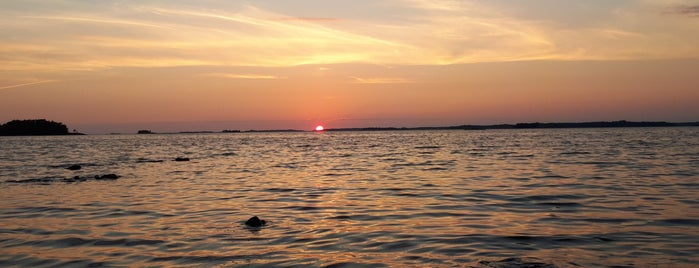 Silversand Uimaranta is one of Kite spots.