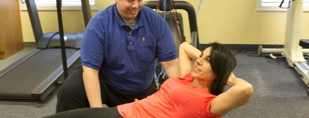 Preneta Physical Therapy is one of Jimmy : понравившиеся места.