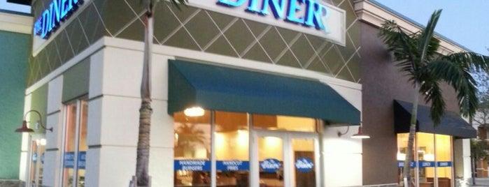 The Diner is one of Orte, die Jim gefallen.