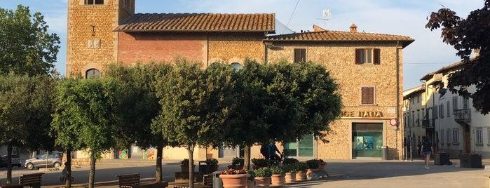 Tavarnelle Val Di Pesa is one of Comuni del Chianti Classico.