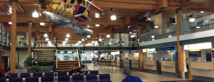 South Terminal is one of Orte, die Richard gefallen.