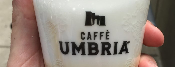 Caffé Umbria is one of School.