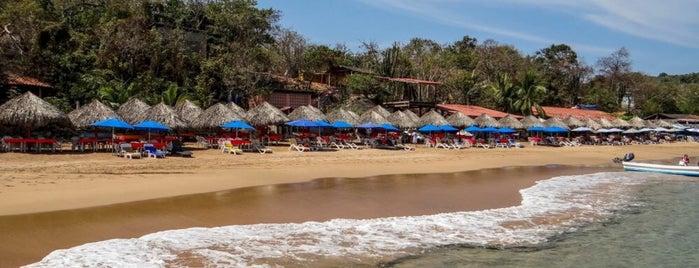 Las 3 Sirenas is one of Ixtapa.