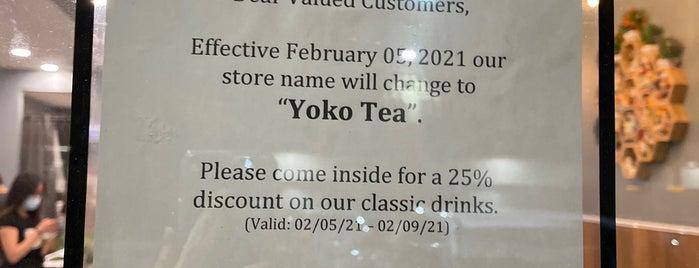 Yoko Tea is one of Top TODO Nearby 3.