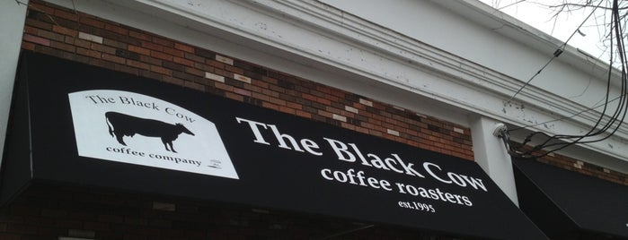Black Cow Coffee Company Inc is one of Upstate.