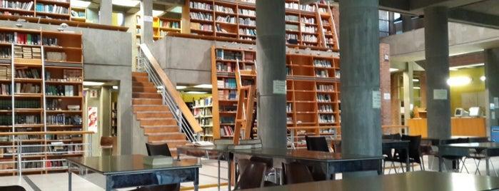 Biblioteca Juan Filloy is one of random.