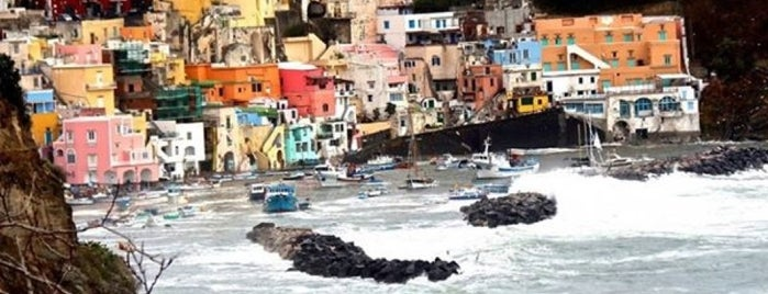Isola di Procida is one of italy.