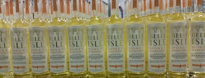Belle Isle Craft Spirits is one of Priority date places.