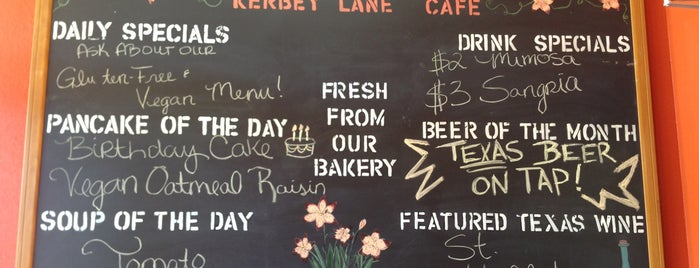 Kerbey Lane Cafe is one of Creekstone.