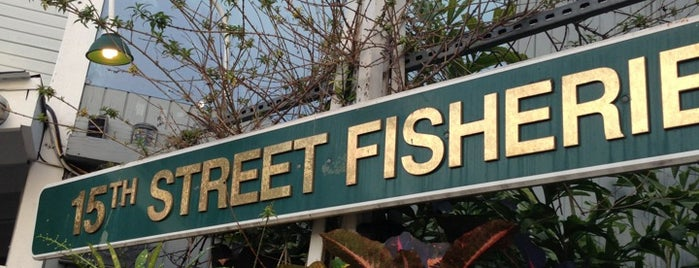 15th Street Fisheries & Fisheries Dockside is one of FLL/PBI Scene.