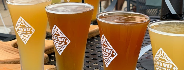2 Way Brewing Company is one of Beacon.