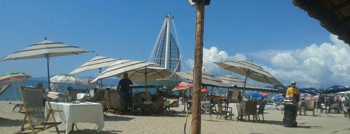 La Palapa is one of Favorite Restaurants in Puerto Vallarta #BestEat.