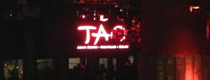 TAO Nightclub is one of prefeitura.