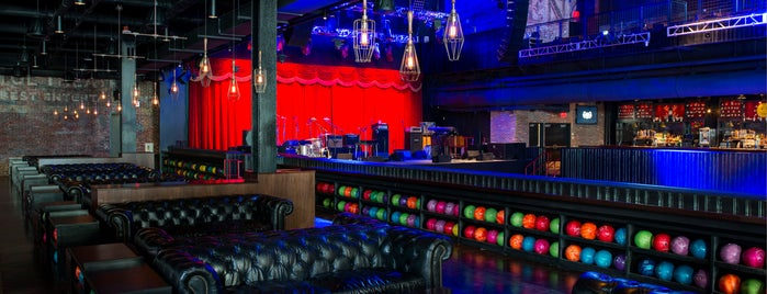 Brooklyn Bowl Las Vegas is one of Loverdem in Vegas.