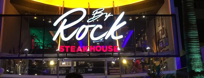 By Rock Steakhouse is one of Orte, die Guilherme gefallen.