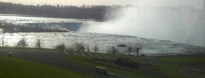Goat Island is one of Niagara Falls Trip.