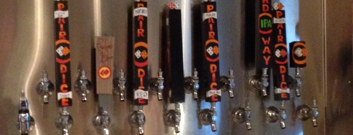 Pair O' Dice Brewing Company is one of Stevenson's Top Beer Joints.