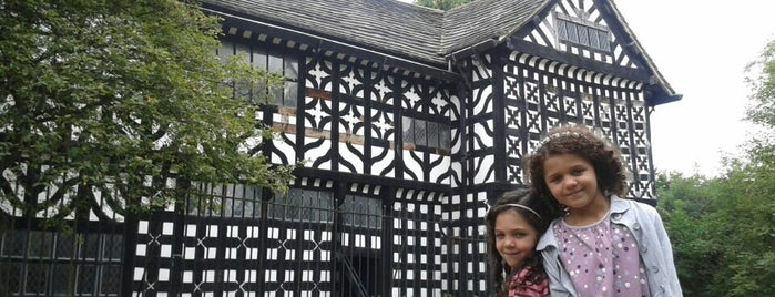 Hall i' Th' Wood is one of Greater Manchester Attractions.
