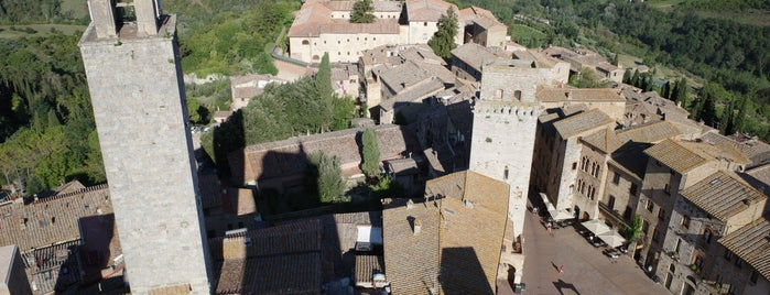 San Gimignano is one of Lieux sauvegardés par Pelin.
