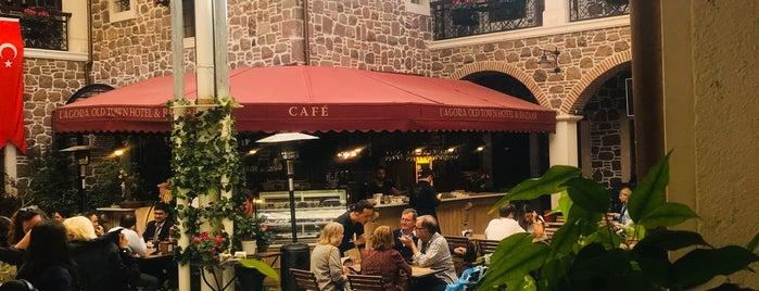 L'AGORA Old Town Boutique Hotel & Bazaar is one of Locais salvos de Hüseyin.