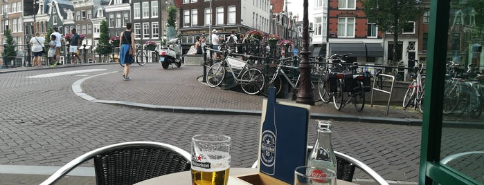 Café Heuvel is one of Amsterdam.