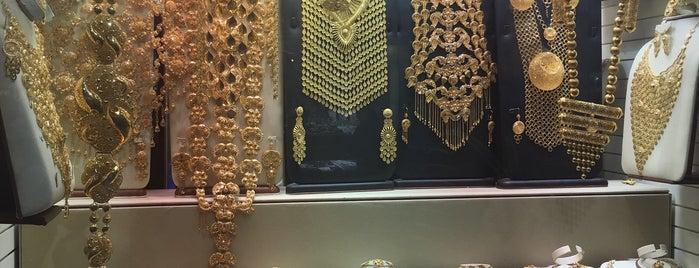 Dubai City of Gold is one of Lieux qui ont plu à Ladybug.