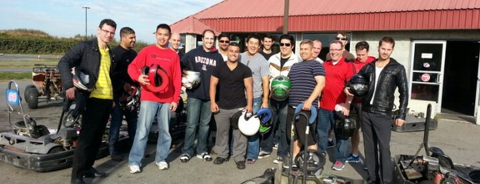 F440 Racing Challenge is one of Go-Karting in Vancouver.
