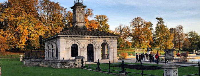 The Italian Fountains - Hyde Park is one of Lieux qui ont plu à Anna.