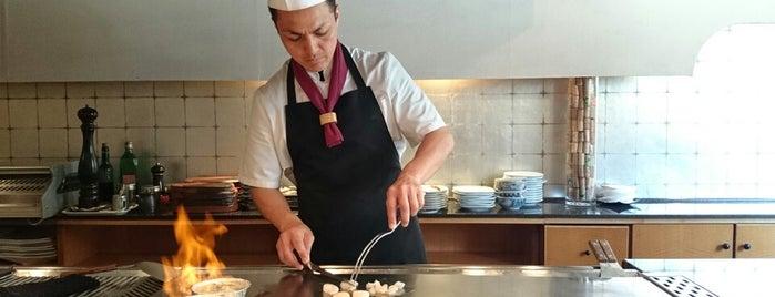 Yashima is one of Restaurantes japoneses Barcelona.