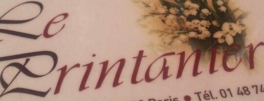 Le printanier is one of Jose : понравившиеся места.