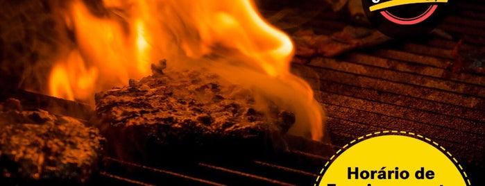 Gaúchos Burger is one of สถานที่ที่ Nathalia ถูกใจ.