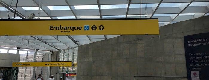 Estação São Paulo - Morumbi (Metrô) is one of Sao Paulo.