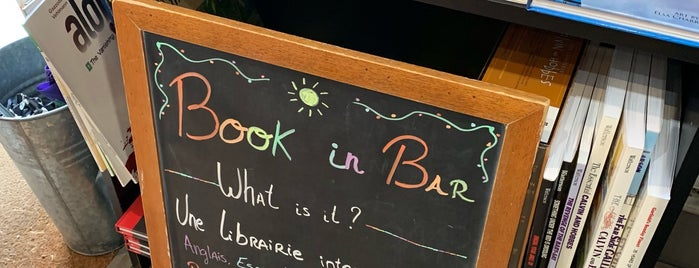 Book in Bar is one of Aix-en-provence, France.