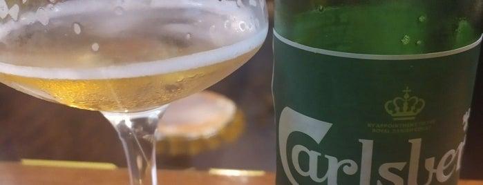 Taberna Calacas is one of Cerveza.