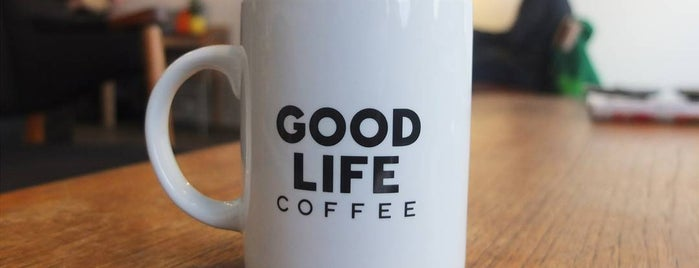 Good Life Coffee is one of mikko 님이 저장한 장소.
