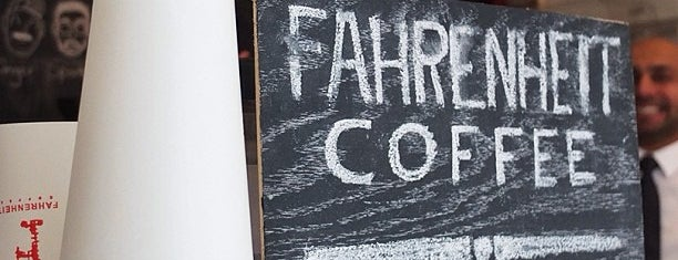 Fahrenheit Coffee is one of Toronto.