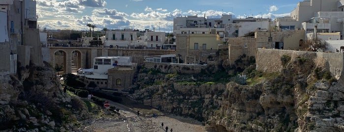 Aquamarea is one of Puglia.