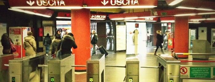 Metro Cipro (MA) is one of Roma-Nápoles-Procida.