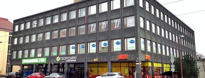 Vuokrahuone.com is one of Helsinki.