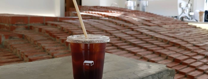 COFFEE NAP ROASTERS is one of KOREA.