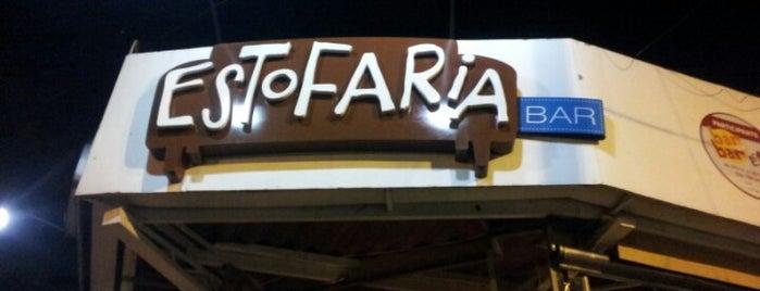 Estofaria Bar is one of Curitiba Bon Vivant & Gourmet.
