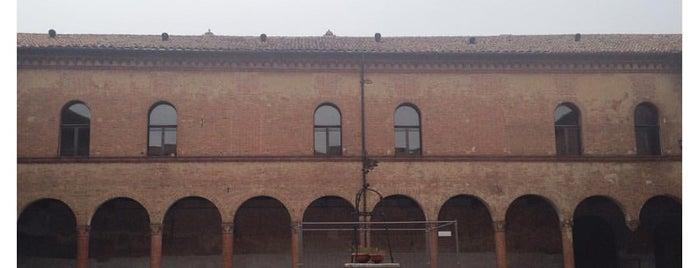 Castello di Bentivoglio is one of Castelli Italiani.