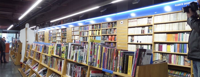 Librería Gigamesh is one of Barça.