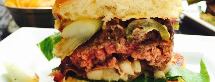 Pesti Burger és Bár is one of Best Burgers.