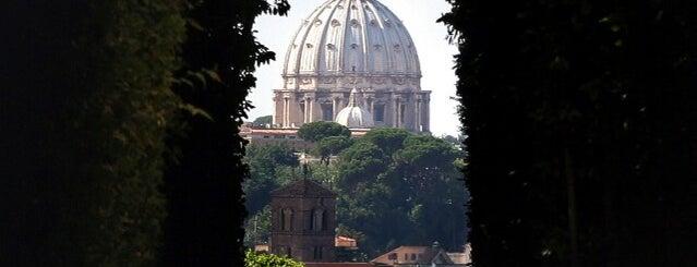 Buco della Serratura Priorato dei Cavalieri di Malta is one of ROME.
