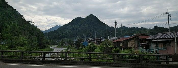 新合之瀬橋 is one of ロケ場所など.