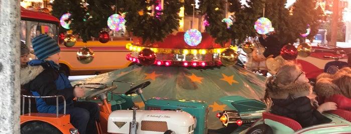 Weihnachtsmarkt auf dem Burgplatz is one of Weihnachtsmärkte 2.